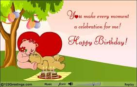fabulous celebration birthday wishes for my sweet boyfriend