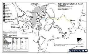 virginia state parks map featured hike mountain falls at state park