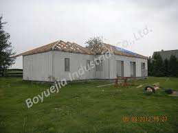 prefabricated houses projects eps cement sandwich panel eps
