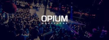 opium barcelona barcelona gästeliste und tickets xceed