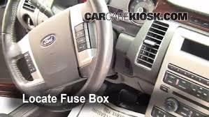 2009 ford flex fan interior fuse box location 2009 2017 ford flex 2009 ford flex sel
