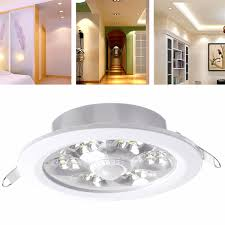 online shop embedded motion sensor round 5w led ceiling lamp