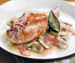 cuisiner lapin recette facile gibelotte de lapin aux chignons