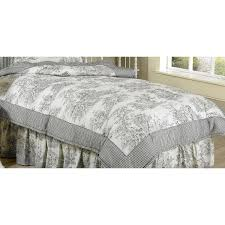 French Toile Bedding Fresh Classic French Country Toile Bedding 18718
