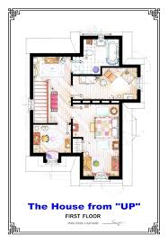 Tv Show Apartment Floor Plans The House From