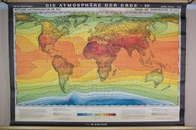 Oregon Temperature Map by Maps Antique Country Antarctica