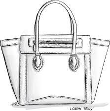 39 best bag sketches images on pinterest drawings bag design