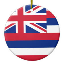hawaii flag ornaments keepsake ornaments zazzle