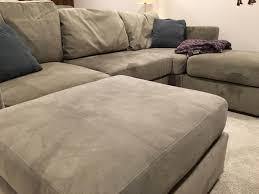 Love Sac Sofa by Lovesac Sactional Review 4 Years And Still Happy Sleep Sherpa