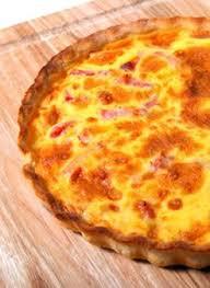 cuisine lorraine recette recette quiche lorraine avec pâte feuilletée cuisine