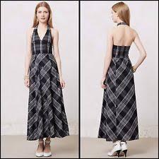 full length plaids u0026 checks maxi dresses for women ebay