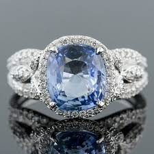 sapphire rings platinum images Ppd6601 natural non heated blue sapphire and micro pave cutdown jpg