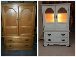 Cottage Kitchen Hutch This Was Another Tv Cabinet Turned Into A Kitchen Hutch Armoire