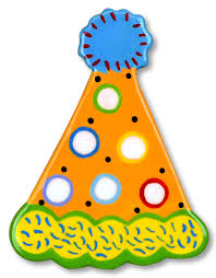 coton colors happy everything plate party hat mini attachment happy everything by coton colors
