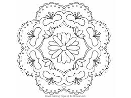 diwali rangoli coloring pages getcoloringpages com