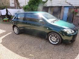 toyota corolla t sport parts reduced toyota corolla t sport vvtil green manual s h mot