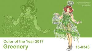 color of the year 2017 fashion color of the year 2017 greenery by thelettergii on deviantart