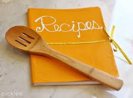 diy recipe book 10 minute transformation picklee