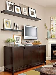 Designing A Media Room - 15 creative ways to design or decorate around the tv