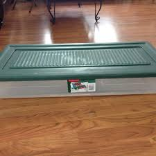 rubbermaid wrap n craft find more rubbermaid wrap n craft storage container 40 1l for sale