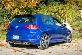 volkswagen gti blue 2017 2017 volkswagen golf r our review cars com