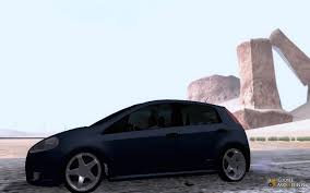 fiat punto punto for gta san andreas