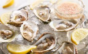 mignonette cuisine oysters with prosecco mignonette s day dishes