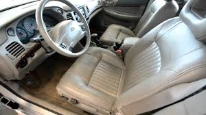 Used Cars With Leather Interior 2002 Chevrolet Impala Ls Stk 18166a For Sale At Trend Motors