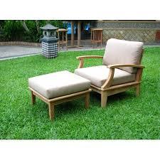 Grade A Teak Patio Furniture by Wholesaleteak Outdoor Patio Grade A Teak Wood 2 Piece Teak Lounge