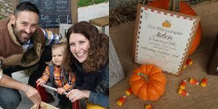 nestful of love aiden u0027s pumpkin party 1st birthday