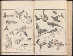 hokusai u0027s manga princeton university library