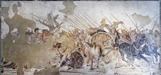 Mosaique Del Sur File Battle Of Issos Man Napoli Inv10020 N01 Jpg Wikimedia Commons