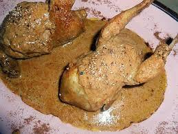 cuisiner caille recette de cailles en casserole