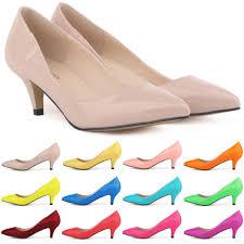 chaussures femme talon 4 cm chaussures femme noires confort talon