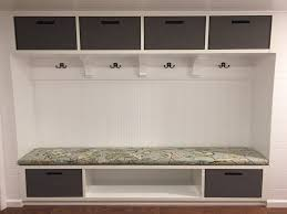 ikea mud room sweet looking mudroom furniture ikea lovely our hack bench we used