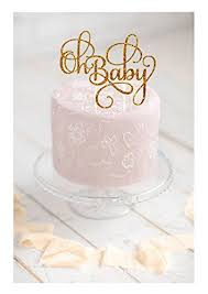 baby cake toppers oh baby cake topper baby shower cake topper cake