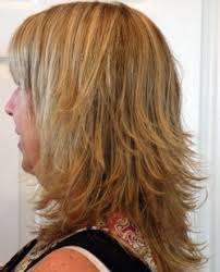 medium length hair styles from the back view layered hairstyles back view medium length