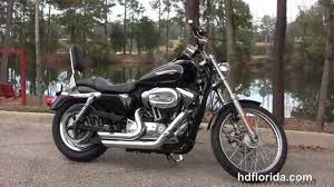 used 2008 harley davidson sportster 1200 custom motorcycles for