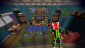 Mpce Maps Best Mcpe Map Ever Toy Story Full Review And Download Link Youtube
