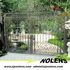 garden different steel gate designs outdoor fence temporary fence