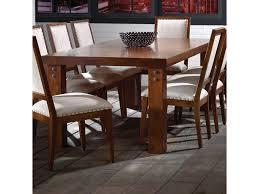 Custom Dining Room Sets Canadel Loft Custom Dining Customizable Rectangular Table With