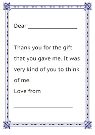 thanksgiving letters thank you letter from kids christmas fun pinterest