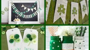 st patricks day decor ideas diy day crafts inspo