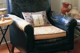 Rejuvenate Leather Sofa How To Refinish Leather Furniture With Deglazer And Dye Home