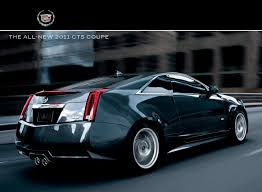 cadillac cts coupe 2011 2011 cadillac cts coupe and cts v coupe roe motors grants pass