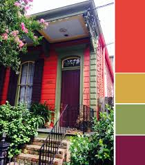 new orleans colorful houses living in color new orleans