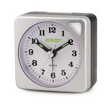 travel clock images Korjo analogue travel alarm clock peter 39 s of kensington jpg