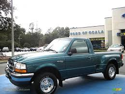 green ford ranger 1998 ford ranger xl regular cab in pacific green metallic a01683