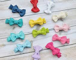 baby bow boutique small baby bows etsy