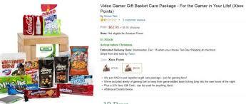 Gamer Gift Basket Gift Ideas For Christmas 2015 Aliceatwonderland